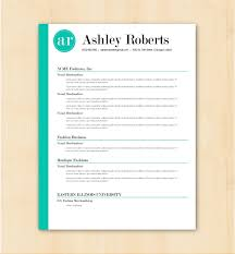 Free Resume Template Word Document Trend Word Document Resume