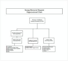 Hospital Organizational Chart Cycling Studio
