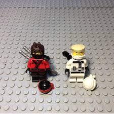 Lego Ninjago Movie Hair Pieces - Novocom.top