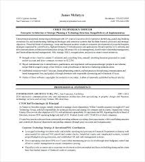 Executive Resume Templates Amazing Free Executive Resume Templates Downloads Chief Technology Officer