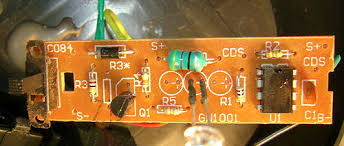 adding oomph to the garden solar light 7 steps remove the old circuit board