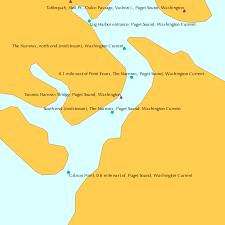 South End Midstream The Narrows Puget Sound Washington