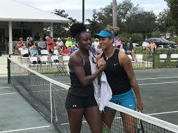 Tennis prodigy Alycia Parks drawing comparisons to Serena, Venus ...