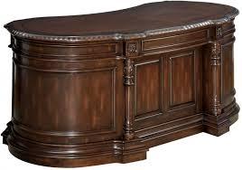 cherry office furniture. Strandburg Cherry Oval Office Desk Intended Furniture
