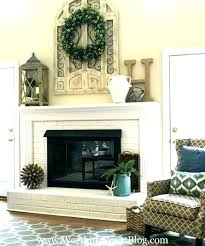 pictures of fireplace mantels with tv decorating ideas for fireplace mantel with above interior decoration family