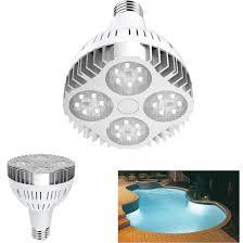 Hayward Spa Light Details About Daylight White 120v 45w Swimming Pool Spa Light Led Bulb For Pentair Hayward Ya