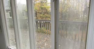 when an insulated glass seal fails there are three things you might see when looking through the glass nothing diffe at all condensation