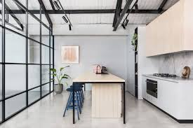 office space area lighting warehousing. an art deco warehouse in melbourne is converted into a shared office space area lighting warehousing