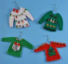 20 Easy Homemade Christmas Ornaments U0026 Holiday Decorations  HGTVChristmas Ornament Crafts