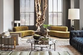 New York Loft Interior Design Shamir Shah Masterminds A Manhattan Loft For Repeat Clients