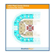 John Paul Jones Arena Charlottesville Event Venue