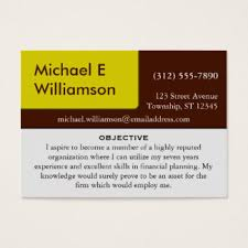 Resume Business Cards U0026