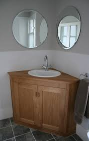 image of corner bathroom sink ada