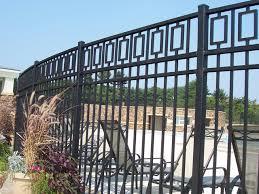 hercules custom iron custom fence