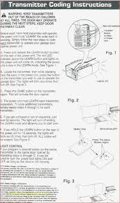 genie garage door opener manual genie garage door opener manual in nice home design ideas with