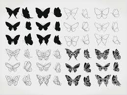15 Einzigartigtattoo Vorlagen Schmetterling Ebendiese Können