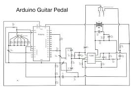 arduino guitar pedal 23 steps pictures schematic jpg