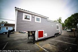 Small Picture This 40ft Tiny House Is A Mansion On Wheels Living Big In A Tiny
