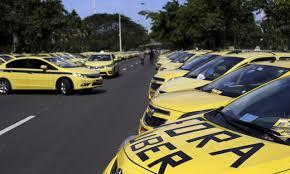 Kết quả hình ảnh cho hinh anh xe taxi uber