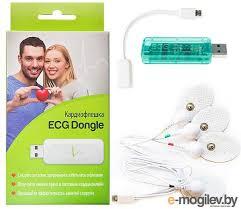 Гаджеты для APPLE и Android Кардиофлешка <b>ECG Dongle</b>