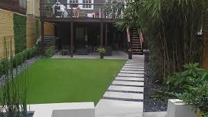 Modern Backyard Design Property Interesting Decorating Design