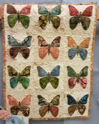 Gold Bug Quilt Show 2015   Quilt Skipper: Jenny K Lyon   Quilting ... & Little Butterflies, Pam Gerkovich Adamdwight.com