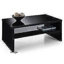 New Black sofa Table with Storage seagrapehousecom