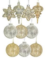 Classic Christmas Tree Ball Ornaments Set Of 24 NOVA68comChristmas Ornament Sets