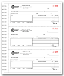 Invoice Books Custom