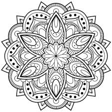 Coloring pages online for kids and family. Get This Printable Abstract Coloring Pages Online 89452