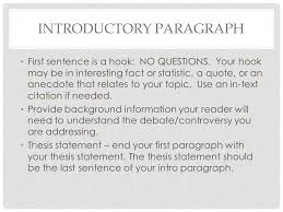 follow these steps for a successful paper junior research paper 4 introductory