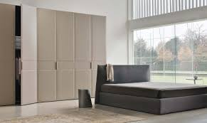 Modern Fitted Bedrooms Hinged Door Fitted Wardrobes And Bedrooms London