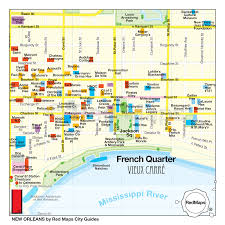 new orleans city guide by red maps