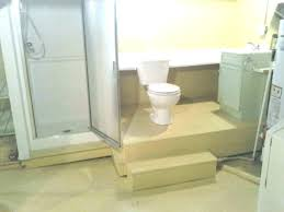 install toilet in basement. Breathtaking Install Toilet In Basement Flange Concrete