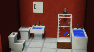 Minecraft Living Room Furniture Minecraft Living Room Furniture Mod House Decor