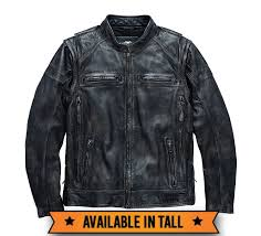 harley davidson men s dauntless convertible leather jacket vest