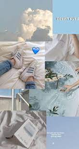 Blue wallpaper iphone, Wallpaper tumblr ...