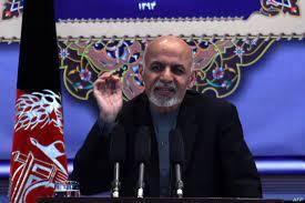 الرئيس الأفغاني يزور واشنطن الجمعة
