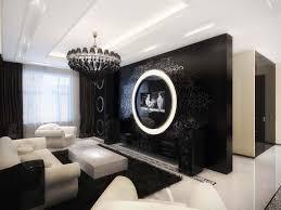 Living Room Tv Console Design Living Room Art Deco House Design Living Room Ideas With
