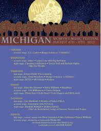 Brief commentary from attendants of the michigan womyn's music festival, includes music by hanifah walidah. Pin On Michfest
