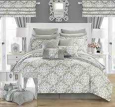 Amazon Chic Home Hailee 24 Piece forter Set plete Bed
