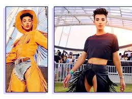 James charles (@jamescharles) has created a short video on tiktok with music eyes. All Of James Charles Most Epic Coachella Outfits Ever News Break
