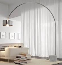 awesome curved floor lamp brightech sparq led arc floor lamp curved