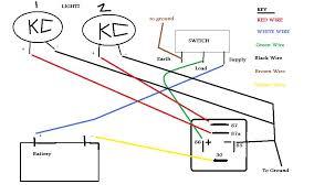 kc lights wiring diagram wiring diagram expert kc lights wiring diagram
