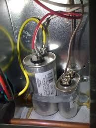 rv net open roads forum hard start capacitor here s a photo of what i have now does the existing capacitor need to come out or do i just piggy back it to the existing capacitor