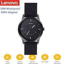 Lenovo Đồng Hồ 9 Bluetooth Smartwatch 50 M Không Thấm Nước Ngủ Màn Hình  Điện Thoại Nhắc Nhở Cuộc Gọi Tracker Thể Dục Đồng Hồ Thông Minh Cho IOS  Android Smart Watches