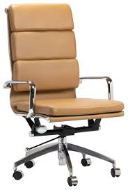 mid century modern office furniture. Soft Pad Executive Chair, High Back, Midcentury Modern Contemporary Office Chairs Mid Century Furniture E