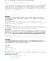 Job Reference Letter Template Nz Sample 421352600037 Examples Of