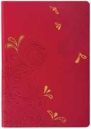 <b>Блокнот Brauberg Orient</b>, в клетку, формат <b>А5</b>, 128045, красный ...