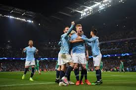 Manchester City Vs Tottenham Uefa Champions League – Cute766